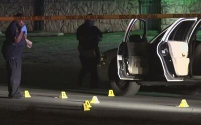 Mujer es herida de bala durante fuego cruzado al sur de la autopista 30