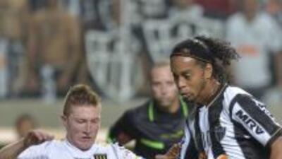 Con el triunfo en Bolivia, Mineiro se consolidó en el liderato del Grupo...