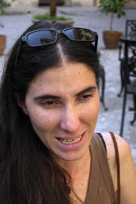 Sánchez dijo que otro bloguero que logró acceso a Internet desde un hote...