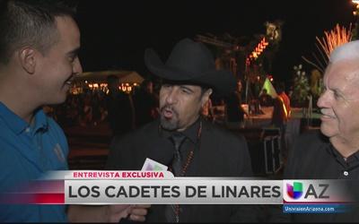 Los Cadetes de Linares en Arizona