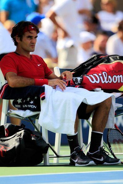 Este año Roger Federer no fue el mismo. No estuvo lesionado, pero...