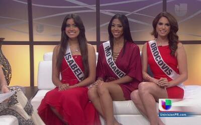 Conoce a Miss Orocovis, Miss Río Grande y Miss Isabela