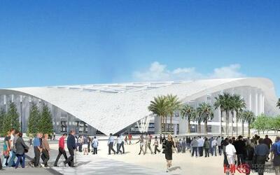Dale un vistazo a las imágenes de cómo quedará el nuevo estadio de los R...