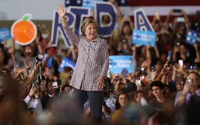 Si bien Clinton tiene la victoria fácil en Broward, la clave para...