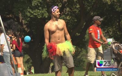 Todo listo para el desfile del orgullo LGBT