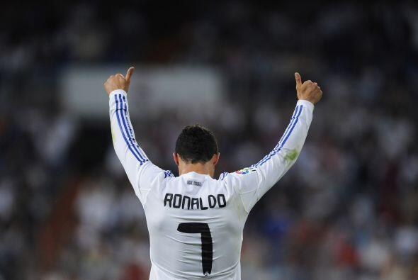 El primero del partido lo anotó el portugués Cristiano Ron...