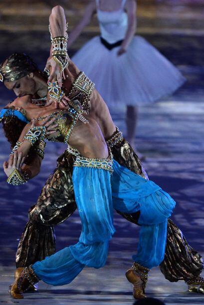 Lo más bello del ballet.
