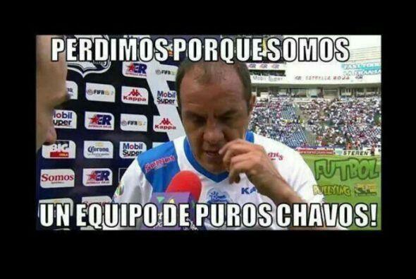 Las redes sociales no perdonaron a las Chivas, Atlas y Cruz Azul; adem&a...