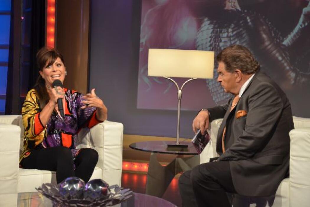 En ese documental la Guzmán se muestra vulnerable, con miedo a morir per...