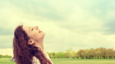 Enfócate en las cosas positivas de tu vida