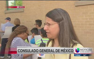 Maestros de Chicago se solidarizan con sus colegas en México