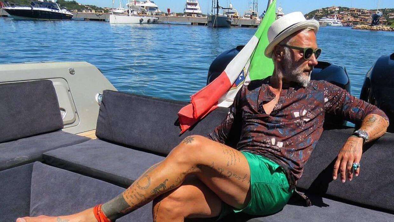 Vacchi es un ejemplo de la típica figura de empresario italiano famoso p...
