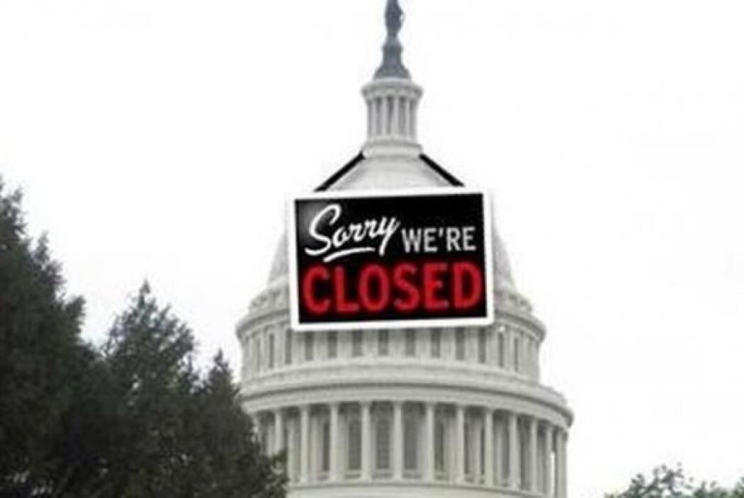 """""""Perdón estamos cerrados"""", dice la imagen del Congreso publicada por @IR..."""
