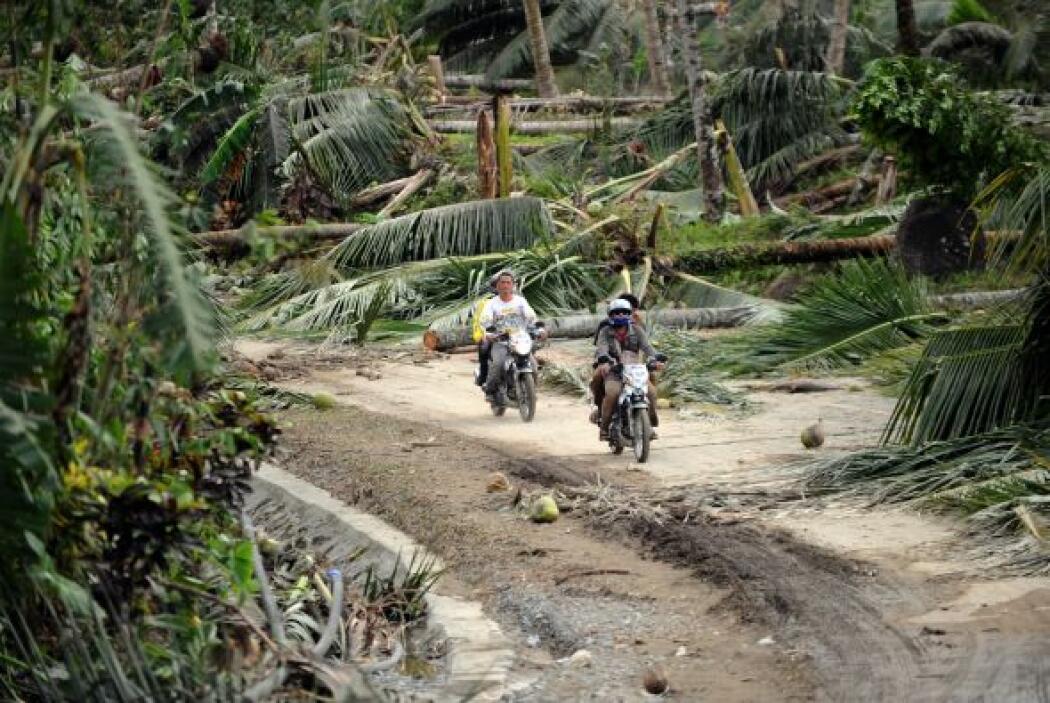 El Consejo Nacional de Prevención y Respuesta a los Desastres precisó qu...