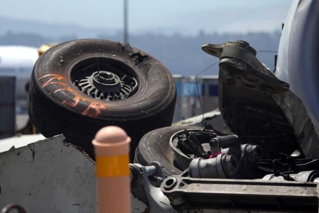 Las causas del accidente aún se están investigando aunque los primeros i...