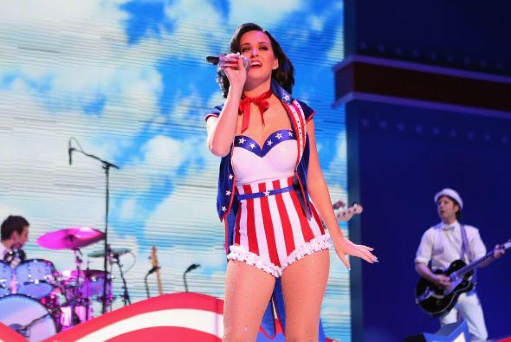 Katy Perry es muy hermosa, pero no es flaquita. Mira aquí lo último en c...
