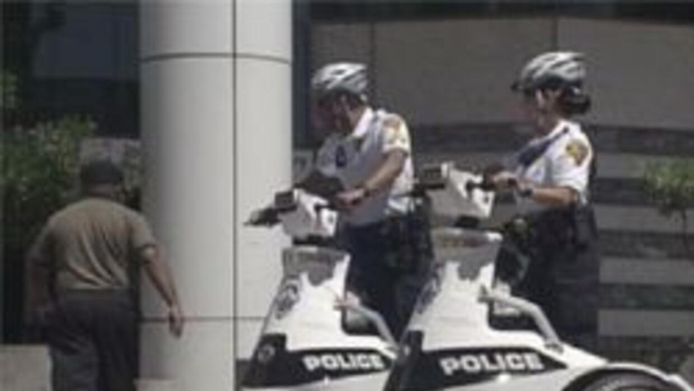 Nuevo vehiculos electricos adquiridos por la policia de Tucson