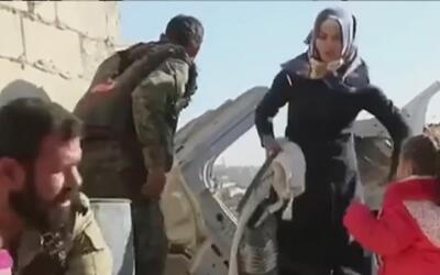 Terror en Alepo por nueva ofensiva militar con la que tratan de dominar...