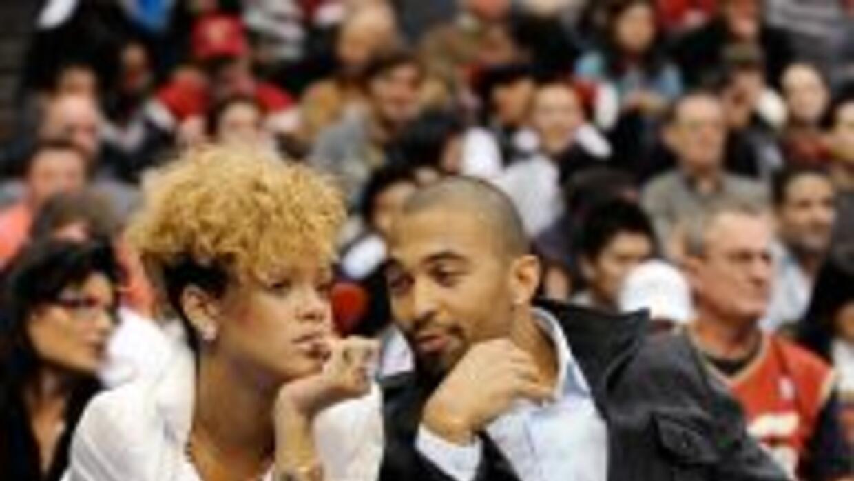 La cantante Rihanna y el besibolista Matt Kemp terminaron su relación de...