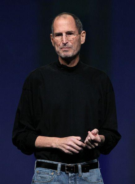 6. Steve Jobs: Famoso por ser co-fundador de Apple y ser el máxim...