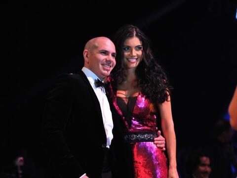 La gran gala para anunciar a los nominados de Premio Lo Nuestro 2011 arr...