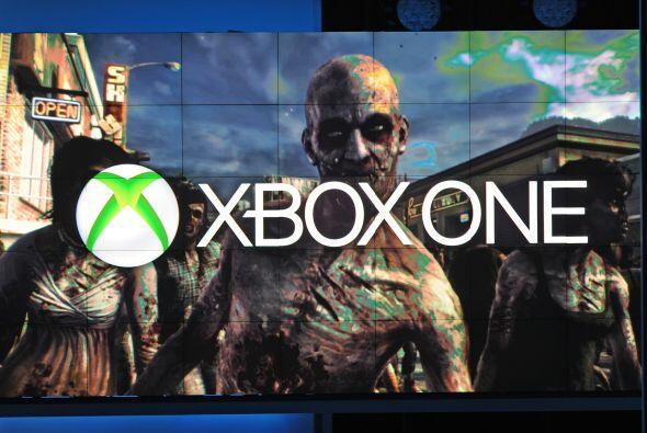 Microsoft que ya había presentado su consola el 21 de mayo de 2013 anunc...