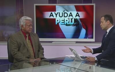 Apoyo a Perú tras la tragedia