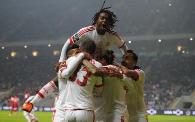 Sporting Braga vs. Benfica