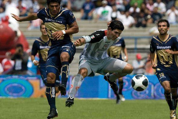 El domingo 27 de septiembre de 2009, en la fecha 10 del torneo Apertura...
