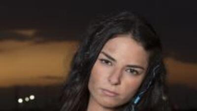 Actualmente la podemos ver como Inés en la telenovela La Gata.