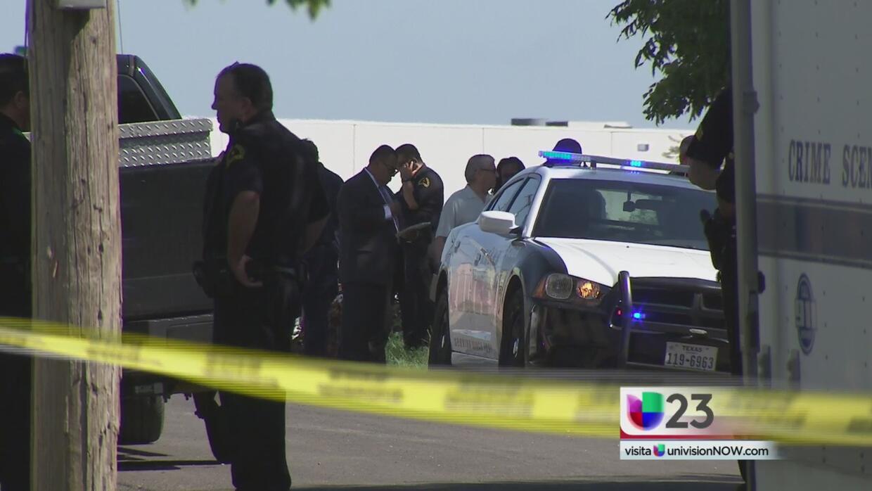 Policía de Dallas mata a un conductor