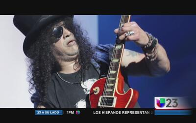 Guns & Roses: Listo para sacudir el AT&T Stadium con mucho rock and roll