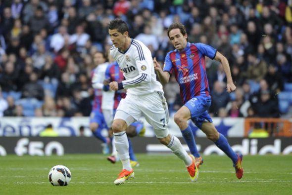 Cristiano Ronaldo entró cuando el Madrid ganaba pero no era excesivament...