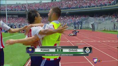 Chivas ganó en CU después de 10 años de sequía
