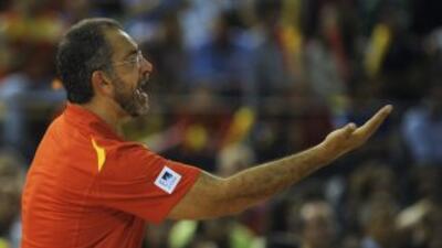 Juan Antonio Orenga renunció a su puesto tras el fracaso de España en el...