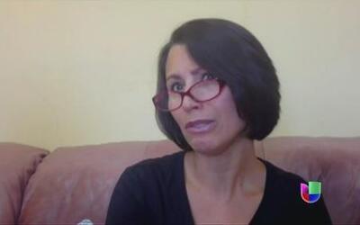 Yanira Maldonado habla desde una cárcel en México