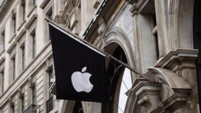 Apple se colocó como la empresa de mayor valor de mercado a principios d...