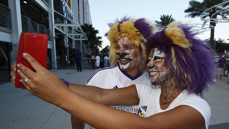 Fanáticos del Orlando City