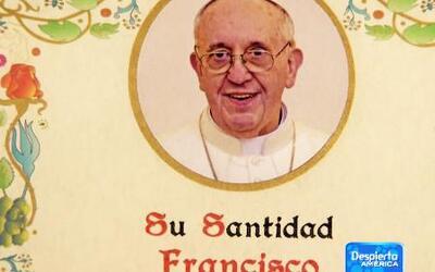 Joven con autismo recibe carta personal de 'su amigo' el Papa Francisco