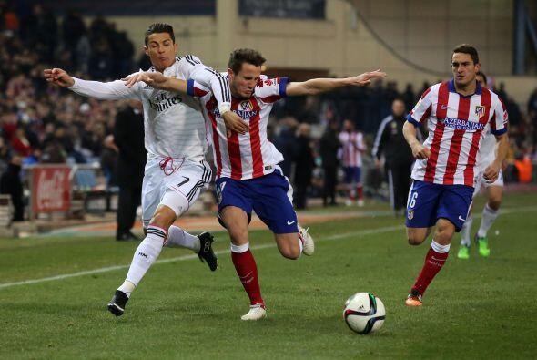 El duelo de vuelta entre el Atlético de Madrid y el Real Madrid s...