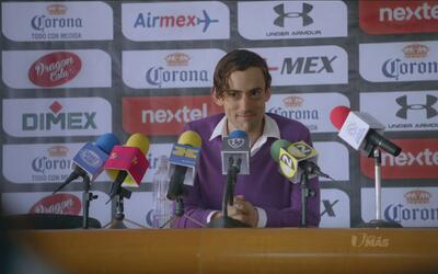 Así fue la primera Conferencia de Prensa de Chava Iglesias