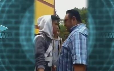 Padres incitan pelea en una escuela primaria de la Ciudad de México