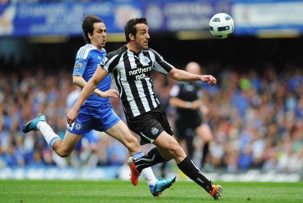 Los 'Blues' enfrentaron al Newcastle y querían ganar para asegura...