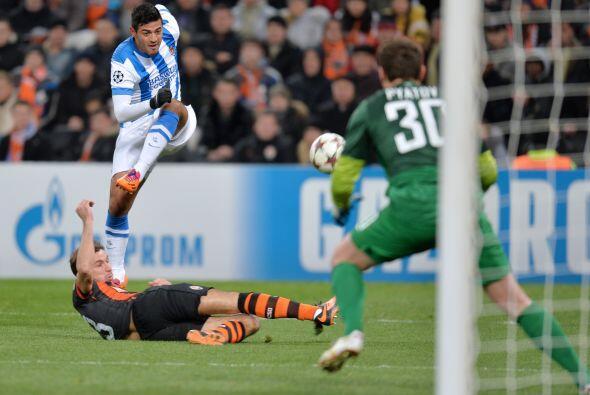 Carlos Vela y la Real Sociedad se jugaron su última carta para se...