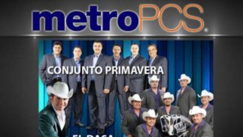 ¡Acompáñanos en Metro PCS!