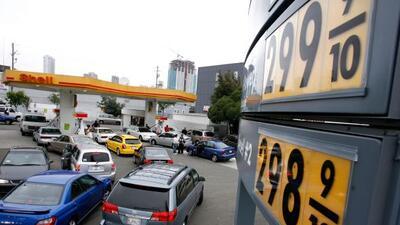 Combustible a $2 el galón. La idea no suena nada mal.