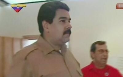 Nicolás Maduro volvió a hablar con un pajarito