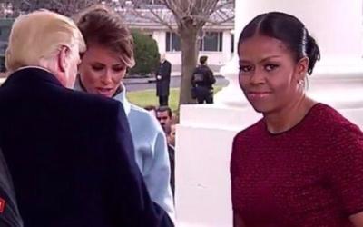 La cara de Michelle