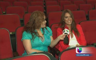 Kany García promete una noche romántica en el Centro de Bellas Artes de...