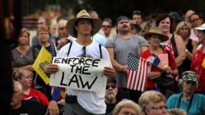 Una ley semejante a la de Arizona está siendo analizada en Utah.